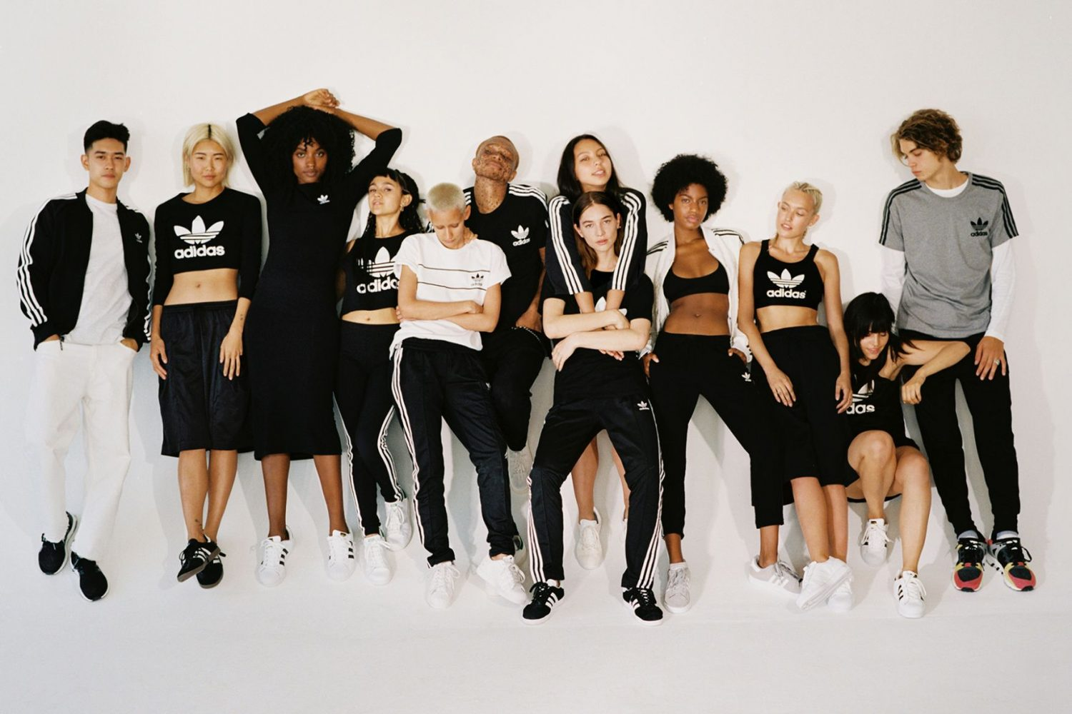"""acbaf8e8fe Urban Outfitters x adidas Present a HYPEBAE Exclusive """"We the Future ..."""